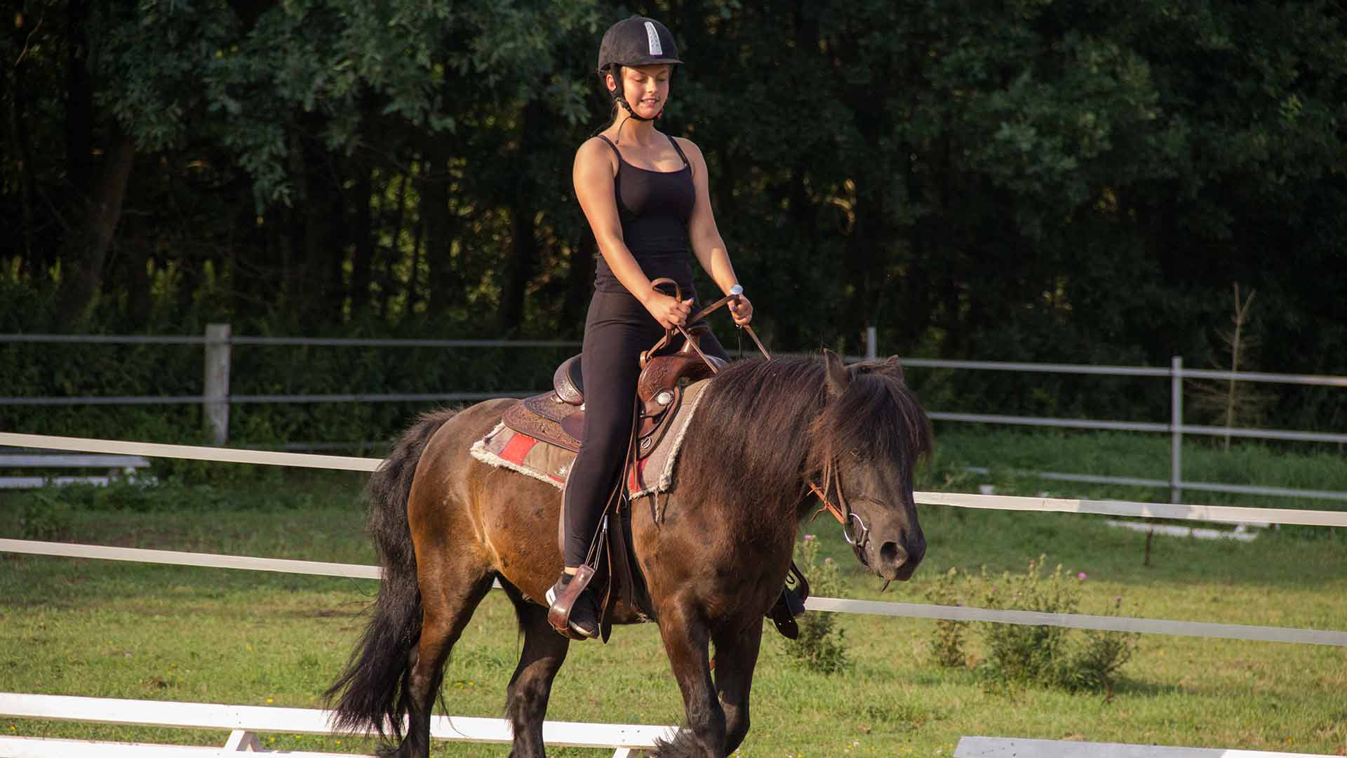 Reiten in Texas MV | Ferienresort Texas MV